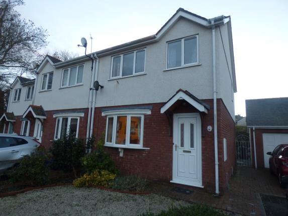 Thumbnail Semi-detached house for sale in Rhos Adda, Bangor, Gwynedd
