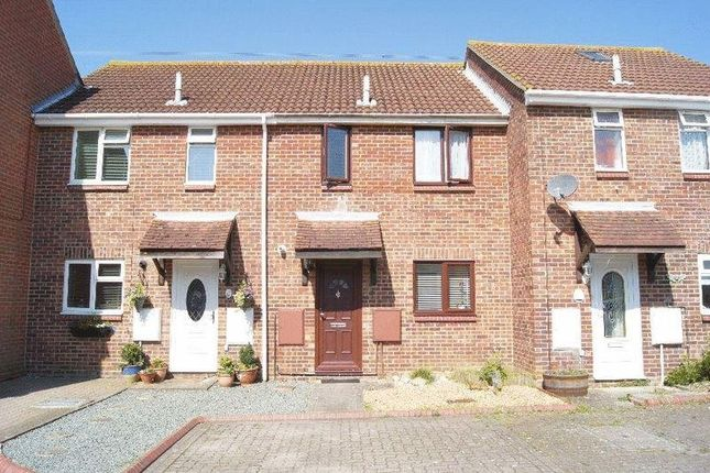Thumbnail Terraced house to rent in The Peregrines, Fareham