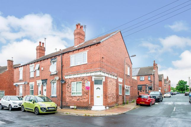 3 bed end terrace house for sale in Westfield Road, Hemsworth, Pontefract WF9