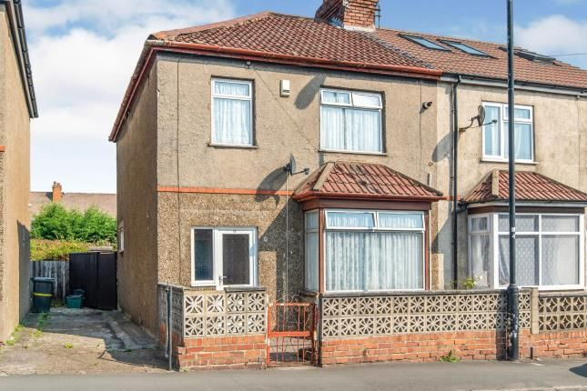 Thumbnail Semi-detached house for sale in Toronto Road, Horfield, Bristol, City Of Bristol