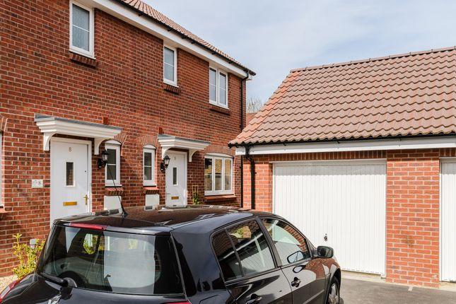 3 bed semi-detached house for sale in Manston Close, Melksham