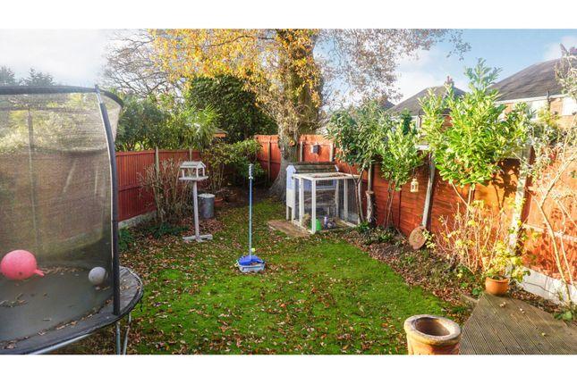 Garden of Highters Heath Lane, Hollywood, Birmingham B14