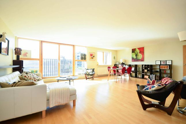 Thumbnail Flat to rent in Andersens Wharf, Limehouse