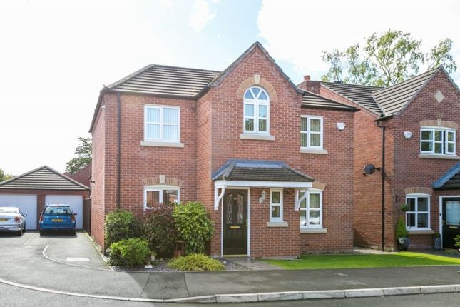 Thumbnail Detached house for sale in Aveley Gardens, Wigan