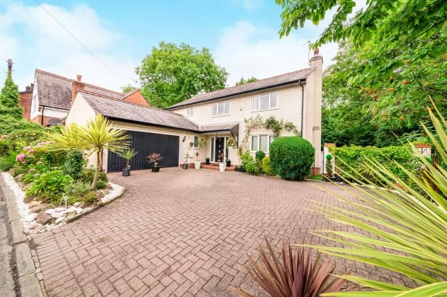 4 bed detached house for sale in Greenleach Lane, Worsley, Manchester, Greater Manchester