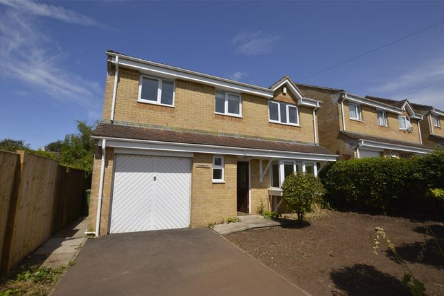 Thumbnail Detached house to rent in Woodview, Chilcompton, Radstock, Somerset