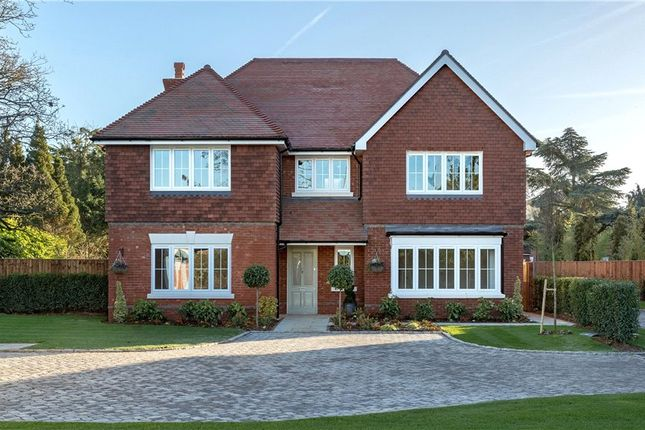 Thumbnail Detached house for sale in Old Bath Road, Sonning, Reading