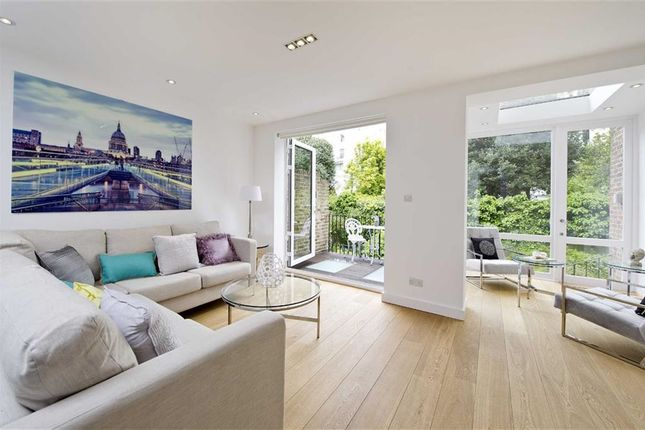 Thumbnail Town house for sale in Woodsford Square, London