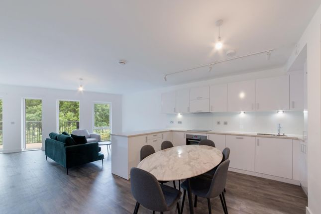Thumbnail Flat to rent in Adlay Apartment, Millet Place, London