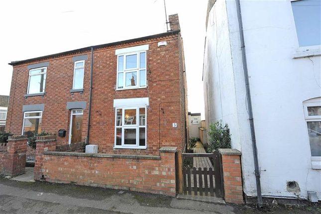 Thumbnail Semi-detached house for sale in Victoria Street, Earls Barton, Northampton
