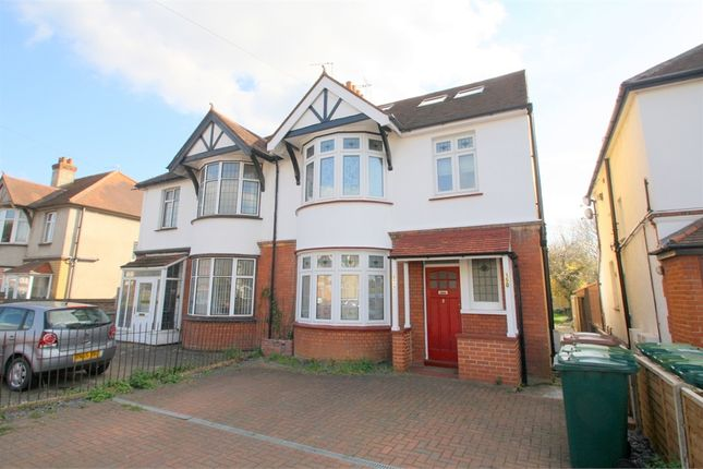 Semi-detached house for sale in Kingston Road, Staines-Upon-Thames, Surrey