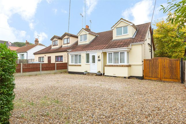 Thumbnail Semi-detached house for sale in Church Road, Laindon, Essex