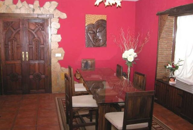 Dining Area of Spain, Málaga, Fuengirola, La Sierrezuela
