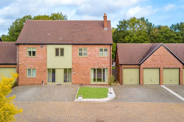 Thumbnail Detached house for sale in Broadacre, Grange Road, Dorridge