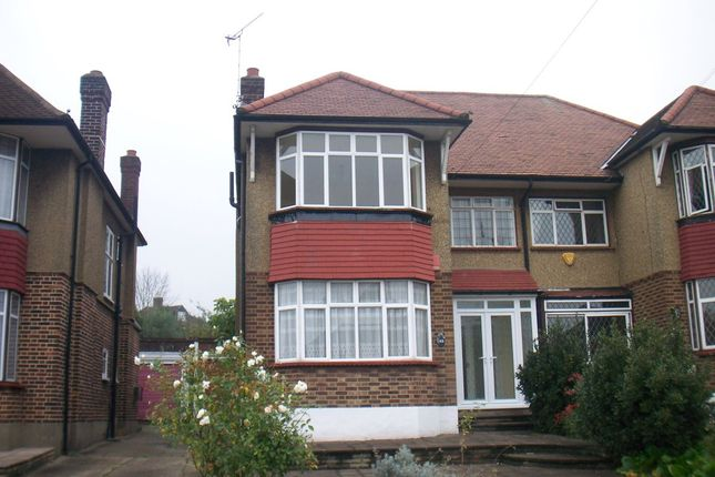 Thumbnail Semi-detached house to rent in Morton Way, London