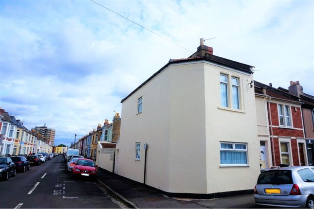 Thumbnail End terrace house to rent in Chessel Street, Bristol