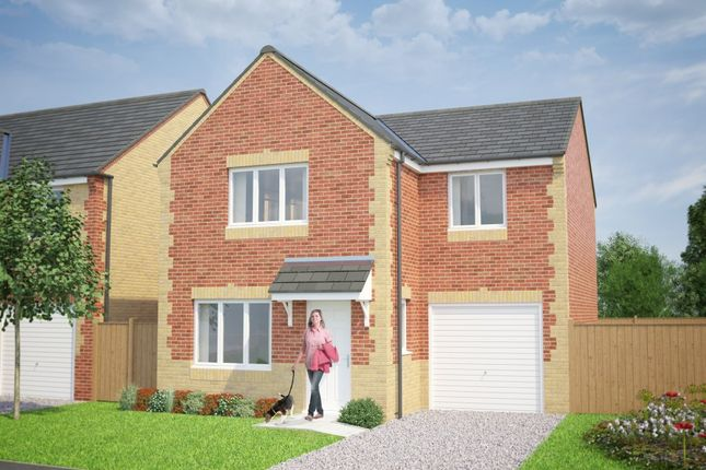 Thumbnail Detached house for sale in The Westmeath, Holy Well Lane, Crook, County Durham