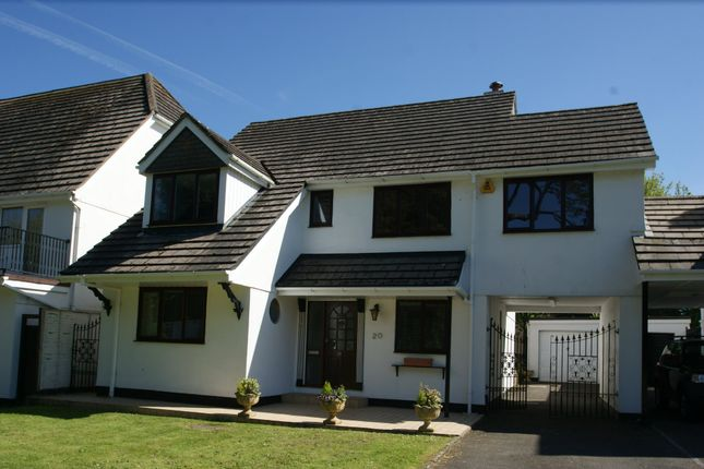 Thumbnail Detached house for sale in Oldenburg Park, Paignton