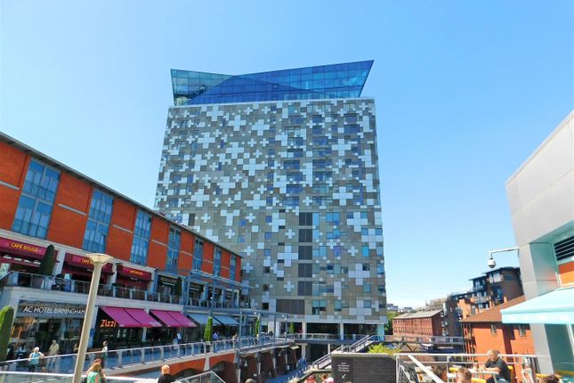 2 bed flat for sale in The Cube East, Wharfside Street