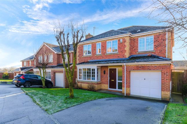 Thumbnail Detached house for sale in Guildford Close, Grantham