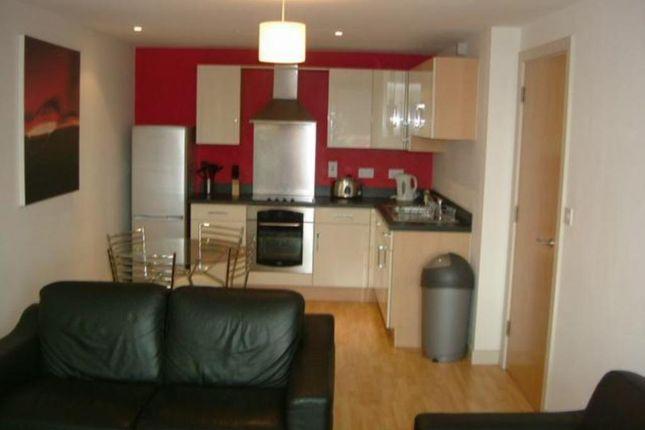 Thumbnail Flat to rent in Lovell House, 4 Skinner Lane, Leeds