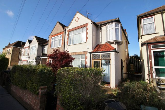 Thumbnail End terrace house to rent in Seymour Villas, Anerley, London