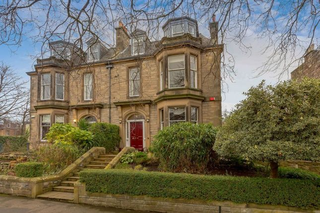 Thumbnail Semi-detached house for sale in 8 Succoth Gardens, Edinburgh
