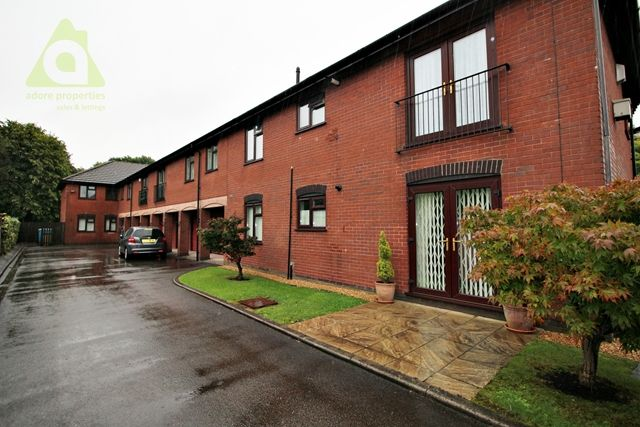 Thumbnail Flat for sale in Burnleigh Court, Over Hulton