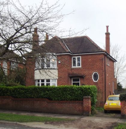 Thumbnail Detached house for sale in Greendykes Lane, York