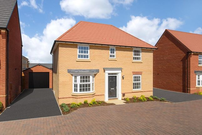 """Thumbnail Detached house for sale in """"Bradgate Special"""" at Warkton Lane, Barton Seagrave, Kettering"""
