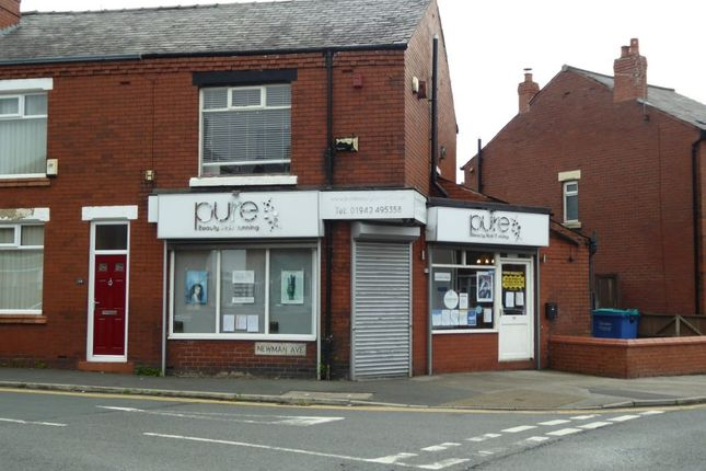 Thumbnail Retail premises for sale in Springfield Road, Wigan