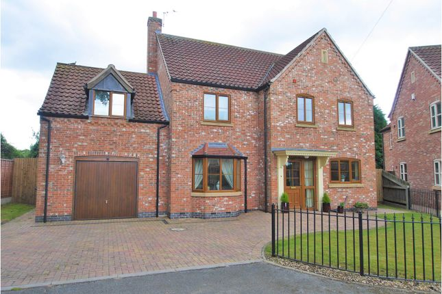 Thumbnail Detached house for sale in Bettys Lane, Gainsborough