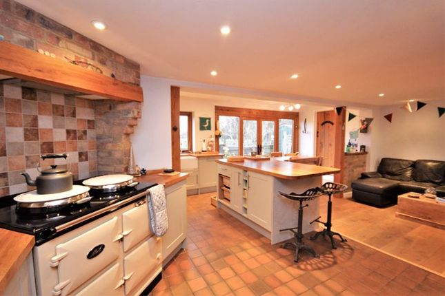 Kitchen of Lower Green, Westcott, Aylesbury HP18