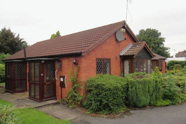 Thumbnail Bungalow for sale in Eastward Glen, Codsall, Wolverhampton