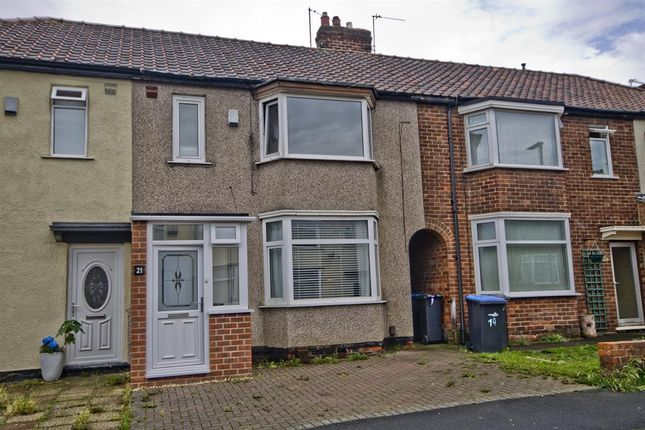 Terraced house for sale in Downside Road, Middlesbrough
