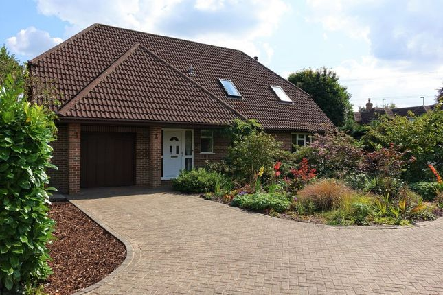 Thumbnail Detached house for sale in Mansell Close, Dibden Purlieu, Southampton