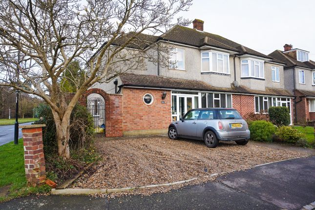 Thumbnail Semi-detached house for sale in Old Fox Close, Caterham