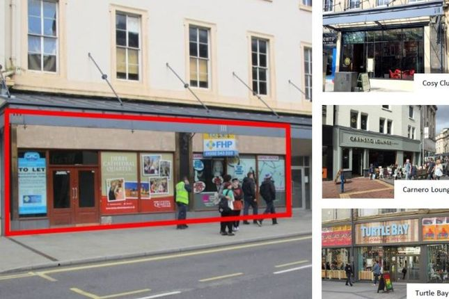 Thumbnail Leisure/hospitality to let in 3-4 Victoria Street, Derby, Derby