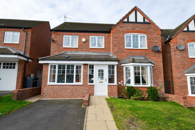 Thumbnail Detached house for sale in Ley Hill Farm Road, Northfield, Birmingham