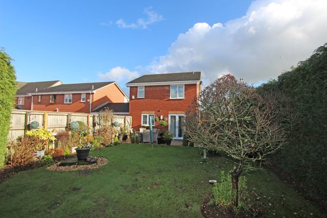 Thumbnail Detached house for sale in York Place, Cullompton