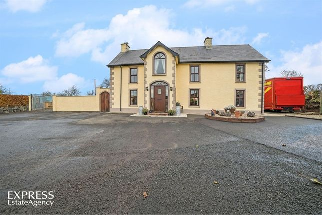 Thumbnail Detached house for sale in Tober Road, Pharis, Ballymoney, County Antrim