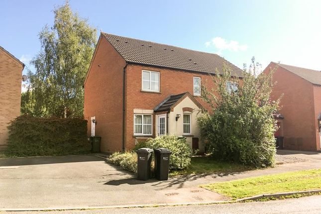 Thumbnail Semi-detached house to rent in 16 Viking Way, Ledbury, Herefordshire