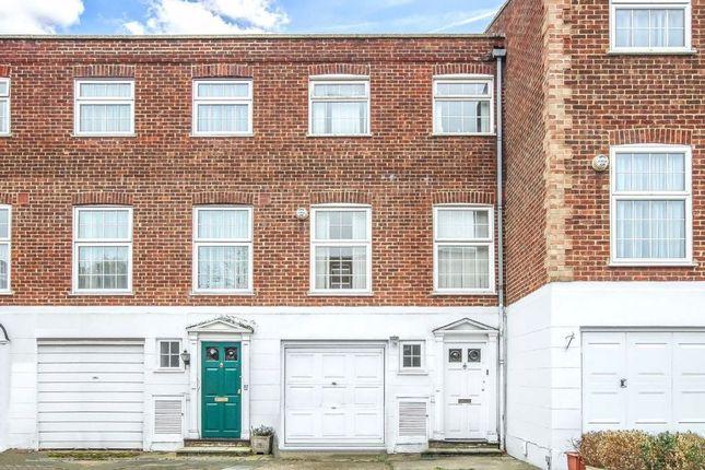 Thumbnail Terraced house to rent in Blenheim Gardens, Kingston Upon Thames, Surrey