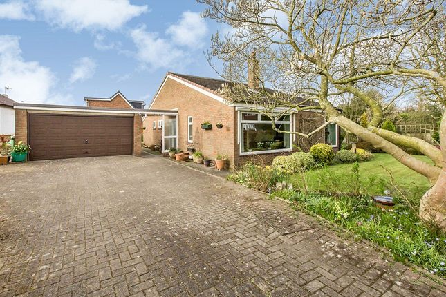 Thumbnail Bungalow for sale in Fountain Lane, Davenham, Northwich, Cheshire