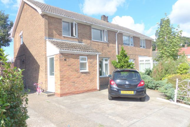 Thumbnail Semi-detached house to rent in Coppice Road, Forest Town, Mansfield