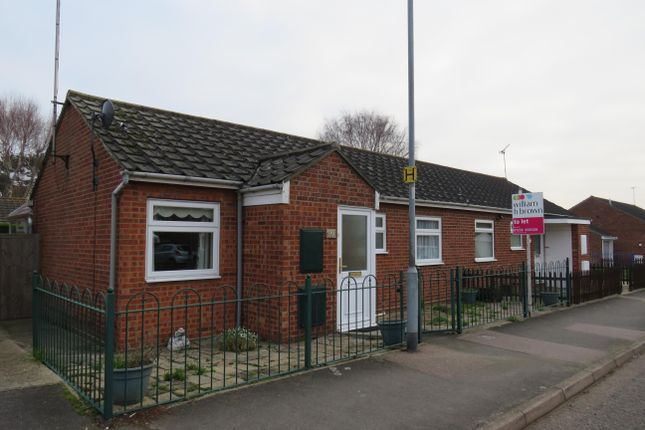Thumbnail Bungalow to rent in Abbott Road, Dovercourt, Harwich