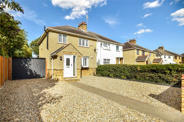 Thumbnail Semi-detached house for sale in Cowley Crescent, Uxbridge, Middlesex