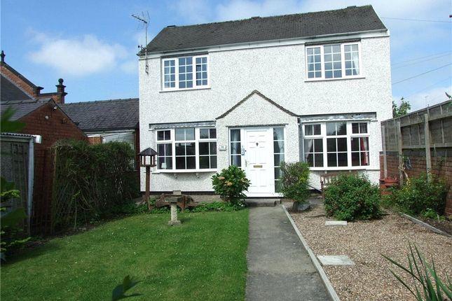 Thumbnail Detached house to rent in Derby Road, Swanwick, Alfreton