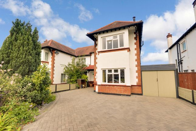 Thumbnail Semi-detached house for sale in Highlands Boulevard, Leigh On Sea, Essex
