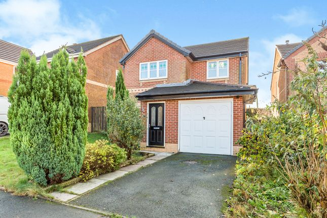 3 bed detached house for sale in Aintree Drive, Lower Darwen, Darwen BB3